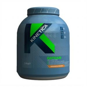 Kinetica - Oat Gain 2.4kg + Free shaker!