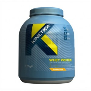 Kinetica - Whey Protein 2.27kg + Free Shaker! - Online only.