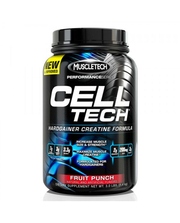 MuscleTech - Cell Tech Performance Series 3lb