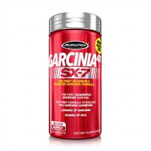 MuscleTech - Garcinia SX-7 80caps/40serv.
