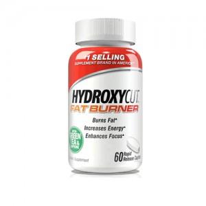 MuscleTech - Hydroxycut Fat Burner 60caps