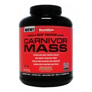 MuscleMeds - Carnivor Mass 2640g