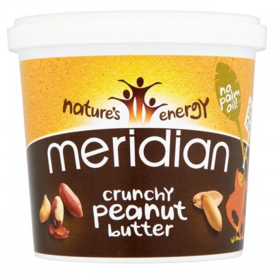 Meridian - Peanut Butter Crunchy 1kg