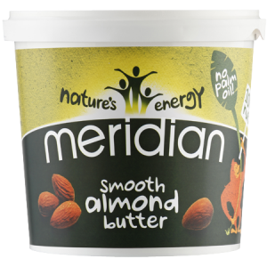 Meridian - Almond Butter Smooth 1kg