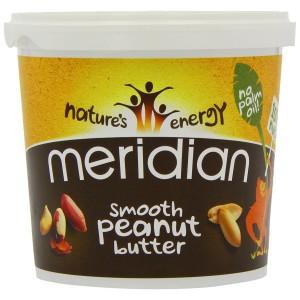 Meridian - Peanut Butter Smooth 1kg