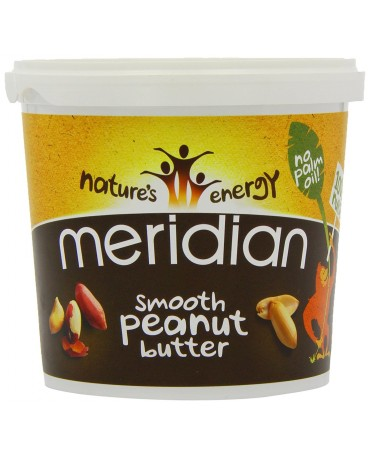 Meridian - Peanut Butter Smooth 1kg