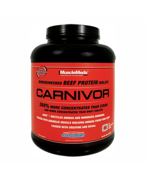 MuscleMeds - Carnivor Beef Protein Isolate 2088g / 4.6lbs