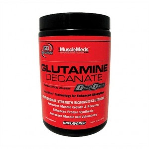 MuscleMeds - Glutamine Decanate 300g Unflavored