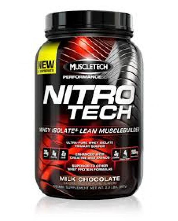 MuscleTech - Nitro Tech Performance Series 2lb