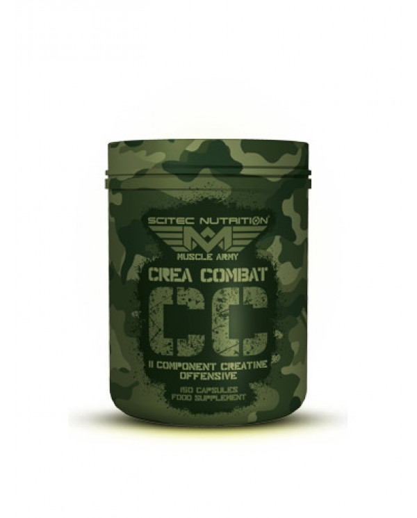 Muscle Army - Crea Combat 150caps
