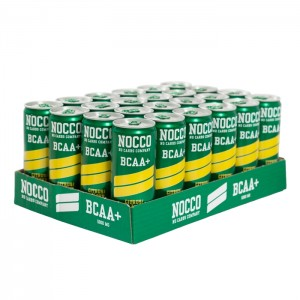 Nocco BCAA 330ml* 24 + Free delivery