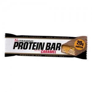 Nutramino - Protein Bar Caramel 12*64g (similar to Mars bars)