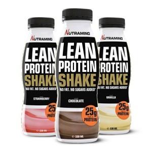 Nutramino - Lean Protein Shake 3*330ml