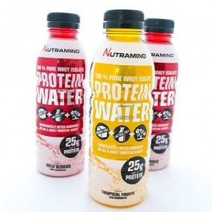 Nutramino - Protein Water 12*500ml