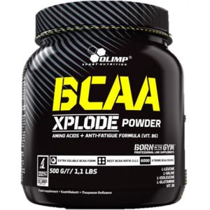Olimp - BCAA XPLODE 500g / 50servings - Online Special