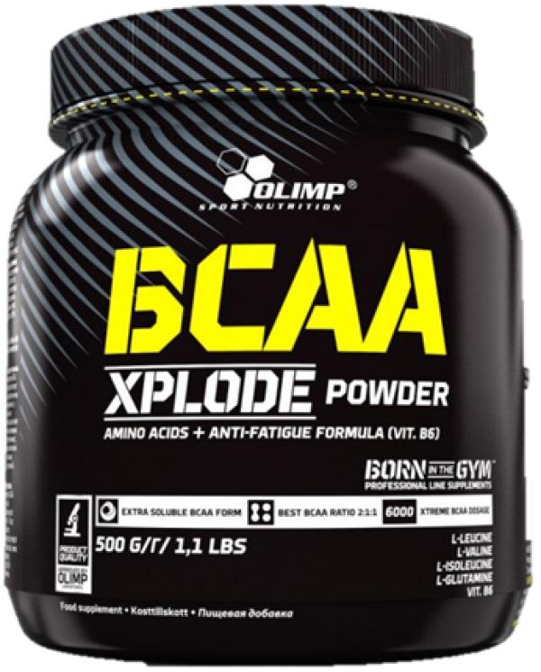 Olimp - BCAA XPLODE 500g / 50servings