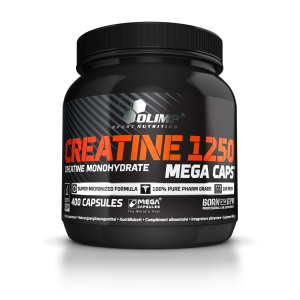 Olimp - Creatine Mega Caps 1250mg - 400caps