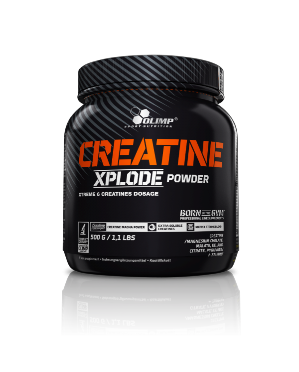 Olimp - Creatine XPlode Powder 500g
