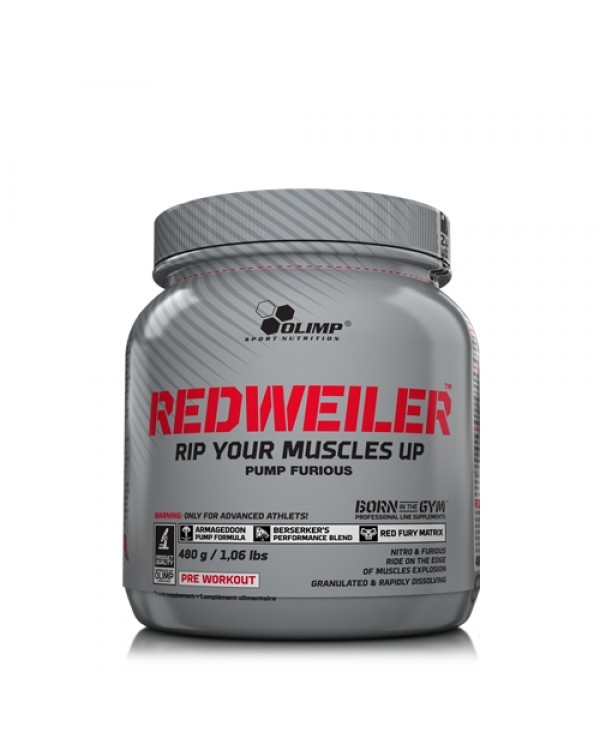 Olimp - Redweiler Pre-workout 480g