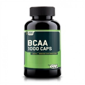 Optimum Nutrition - BCAA 1000 - 400caps