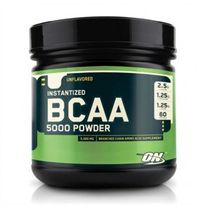 Optimum Nutrition - BCAA 5000 powder 345g