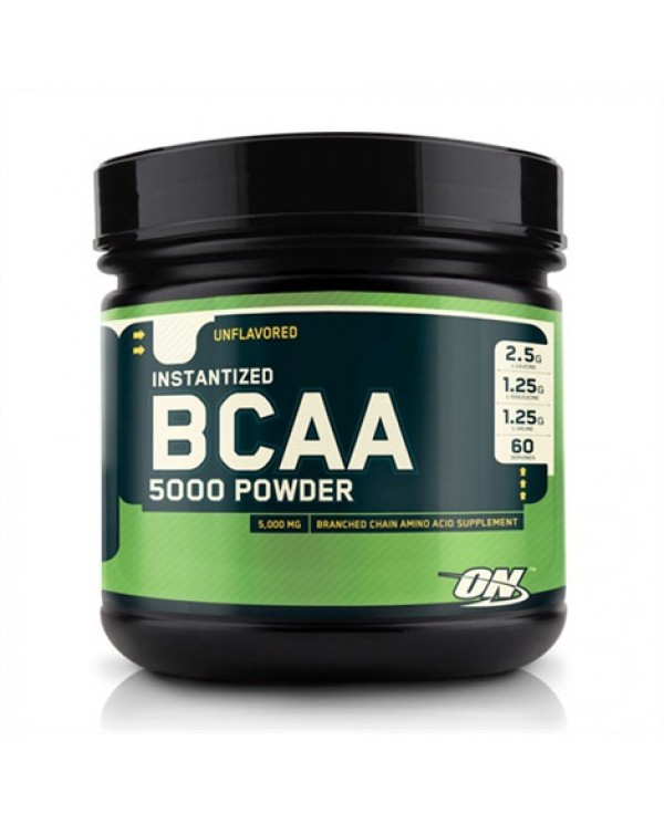 Optimum Nutrition - BCAA 5000 powder 345g