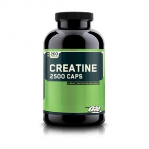 Optimum Nutrition - Creatine 2500 - 200caps