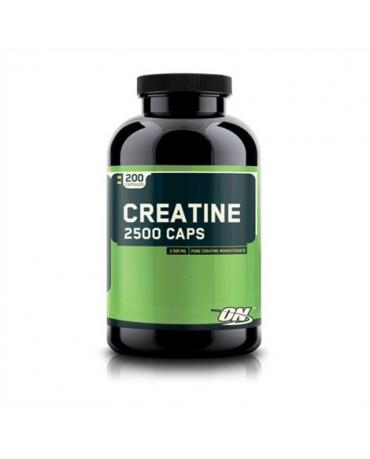 Optimum Nutrition - Creatine 2500 - 200caps