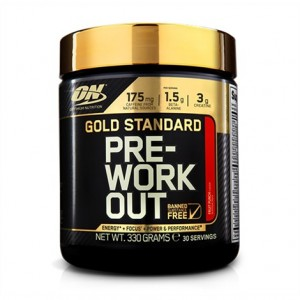 Optimum Nutrition - Gold Standard PreWorkout 330g - 30Serv.