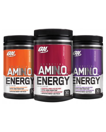 Optimum Nutrition - Amino Energy 270g - 30serv.