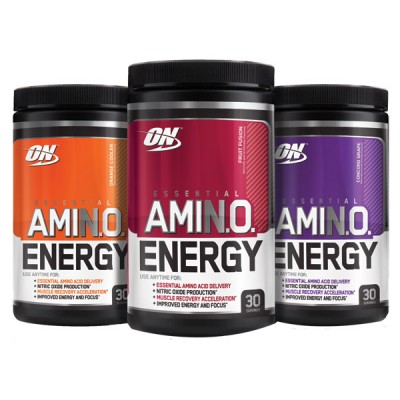 Optimum Nutrition - Essential AmiN.O. Energy