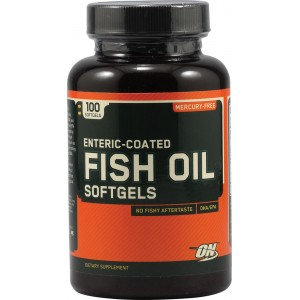 Optimum Nutrition - Fish Oil 100 softgels