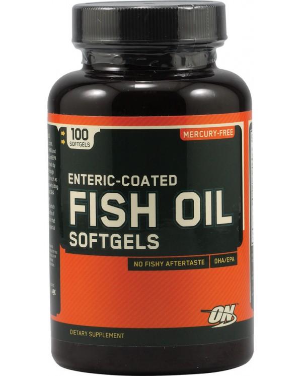 Optimum Nutrition - Fish Oil 100 softgels