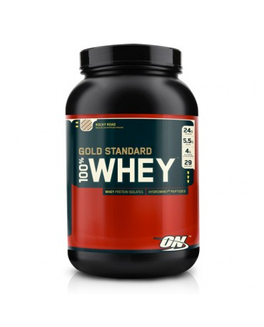 Optimum Nutrition - 100% Whey Gold Standard 2lb / 908g