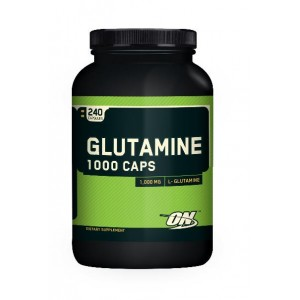 Optimum Nutrition - Glutamin 1000 - 240caps