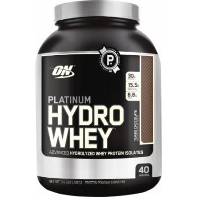 Optimum Nutrition - Platinum Hydro Whey 3.5lb + FREE Shaker!