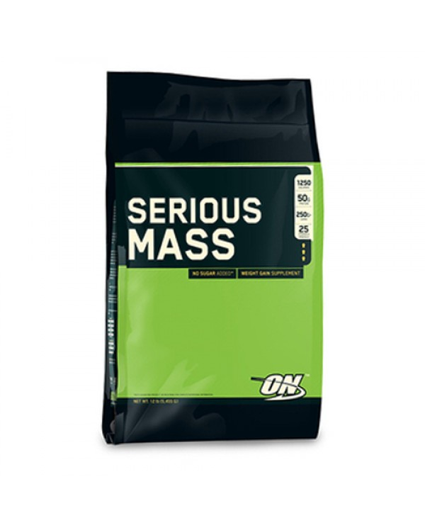 Optimum Nutrition - Serious Mass - 5455g (12lb)