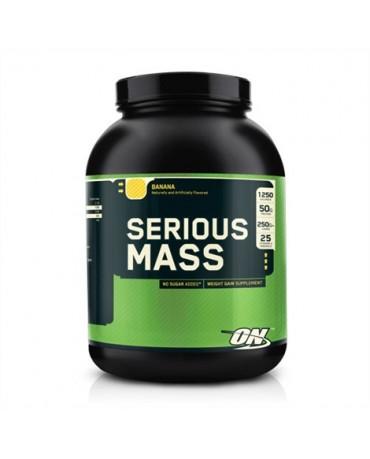 Optimum Nutrition - Serious Mass - 2730g (6lb)