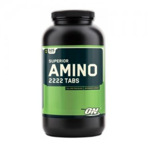 Optimum Nutrition - Superior Amino 2222 - 320tabs