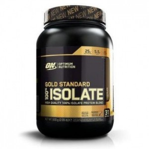 Optimum Nutrition - Gold Standard Whey Isolate 930g