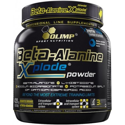 Olimp - Beta-Alanine Xplode 420g  * Dated 05/05/17