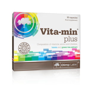 Olimp - Vita-min Plus for Women 30caps