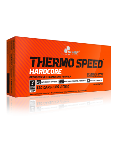 Olimp - Thermo Speed Hardcore 120caps