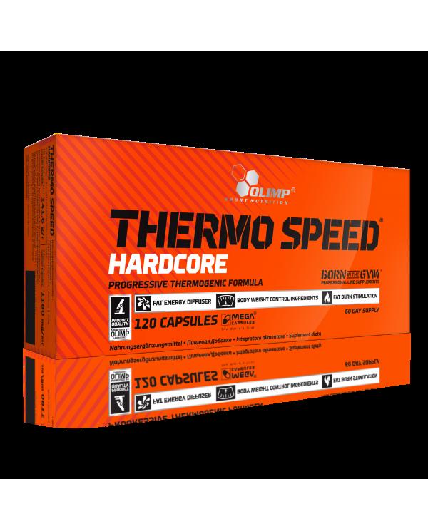 Olimp - Thermo Speed Hardcore 120caps