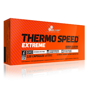 Olimp - Thermo Speed Extreme 120caps