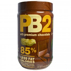 Bell Plantation - PB2 Powdered Peanut Butter 454g Chocolate