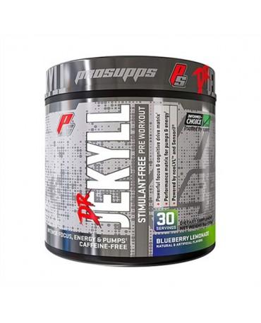 ProSupps - Dr. Jekyll - 30serv. intense pump pre workout * stim free!