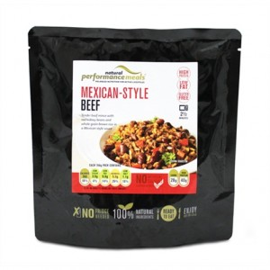 Performance Meals - Mexican Style Beef 350g
