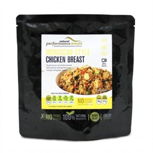 Performance Meals - Moroccan Style Chicken Breast 350g
