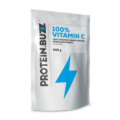 Protein Buzz - Vitamin C powder 500g!
